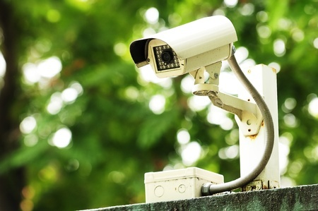 Using Security Cameras